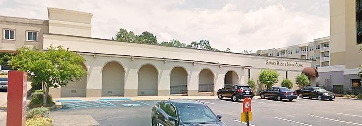 Chiropractic Jackson MS Office Building