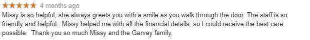 Garvey Wellness Clinic Patient Testimonial
